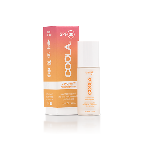 Coola Mineral Makeup Primer SPF30 Unscented 50ml