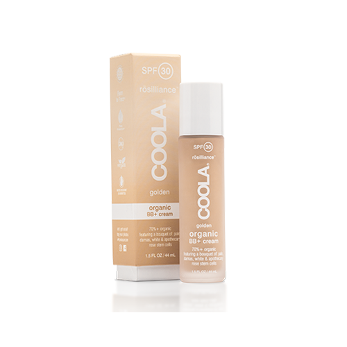 Coola Mineral Face Rosilliance Golden Tint SPF30