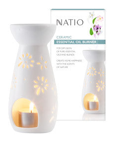 NATIO Ceramic Ess Oil Burner