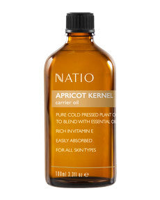 NATIO Carrier Oil Apr. Kernel 100ml