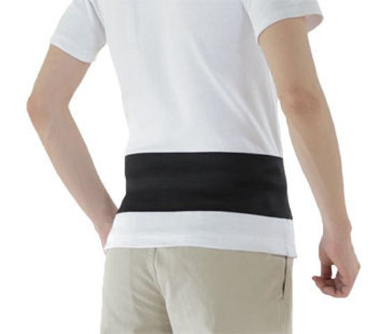 Phiten Back Support Soft Medium Single 70-100cm