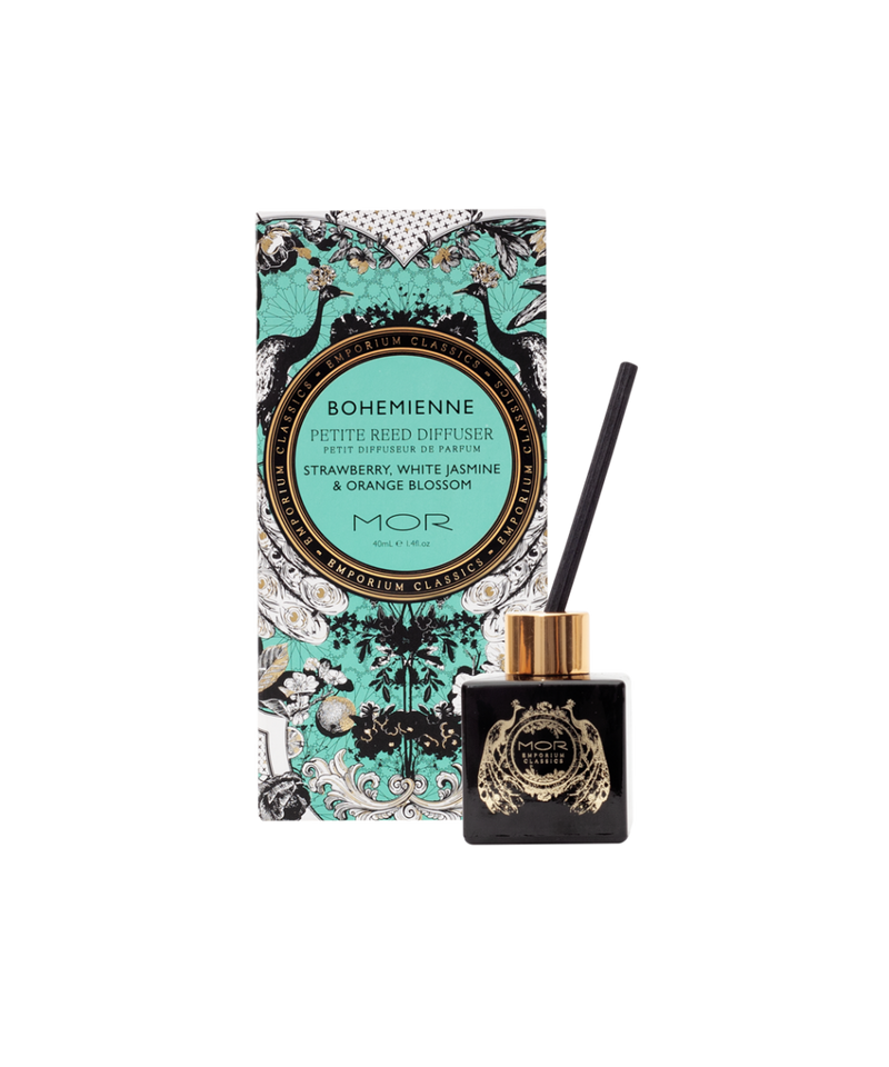 MOR Emporium Collection Petite Diffuser Bohemienne 40ml