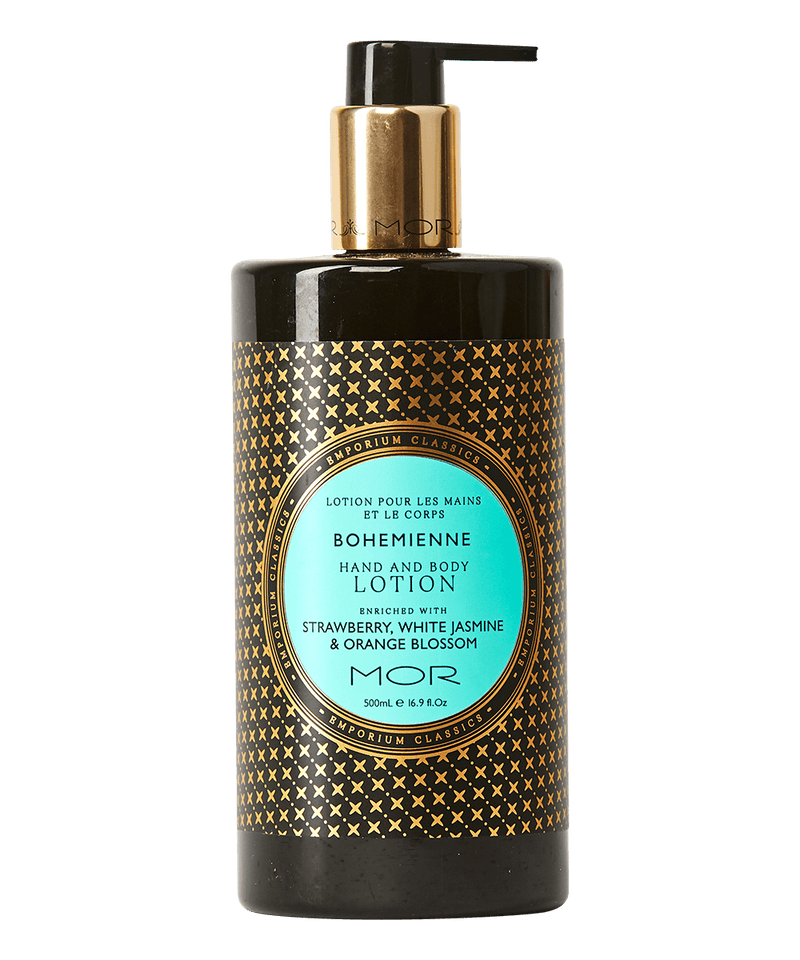 MOR Emporium Collection Hand & Body Lotion Bohemienne 500ml