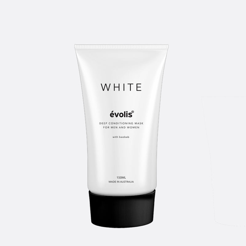 Evolis White Mask 150ml