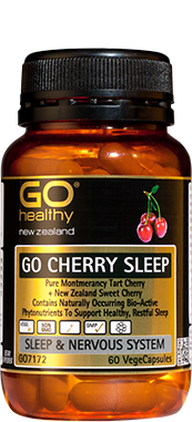 GO Cherry Sleep 60 Vcaps