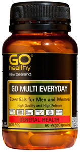 GO Multi Everyday 60vcaps