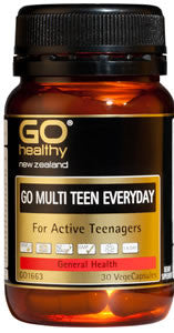 GO Multi Teen Everyday 60vcaps