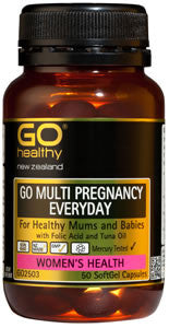 GO Multi Pregnancy Everyday 50caps