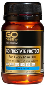 GO Prostate Protect 30vcaps