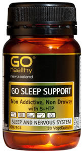 GO Sleep Support 30vcaps