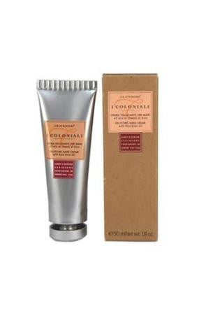 I Coloniali Velvet Hand Cream Tube 50ml