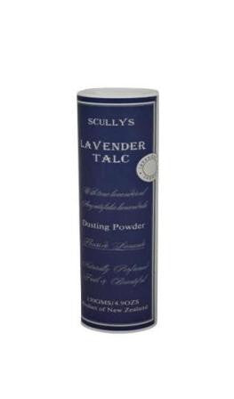 Scully's Lavender Talcum Powder
