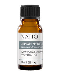 NATIO Ess Oil Lemon Myrtle 10ml
