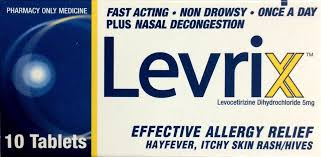 LEVRIX Tablets 5mg 10s