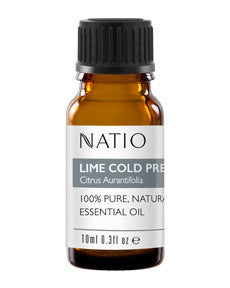 NATIO Ess Oil Lime Cold Press. 10ml