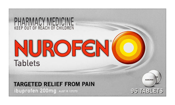 NUROFEN Tablets 96s: