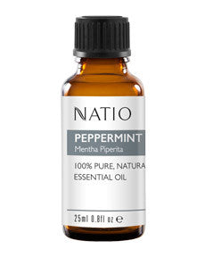 NATIO Ess Oil Peppermint 25ml