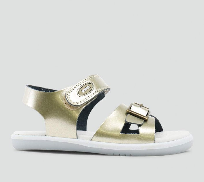 Bobux IW Pop Sandal Gold 22