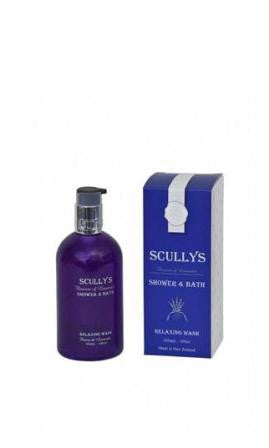 Scully's Lavender Shower & Bath Boxed