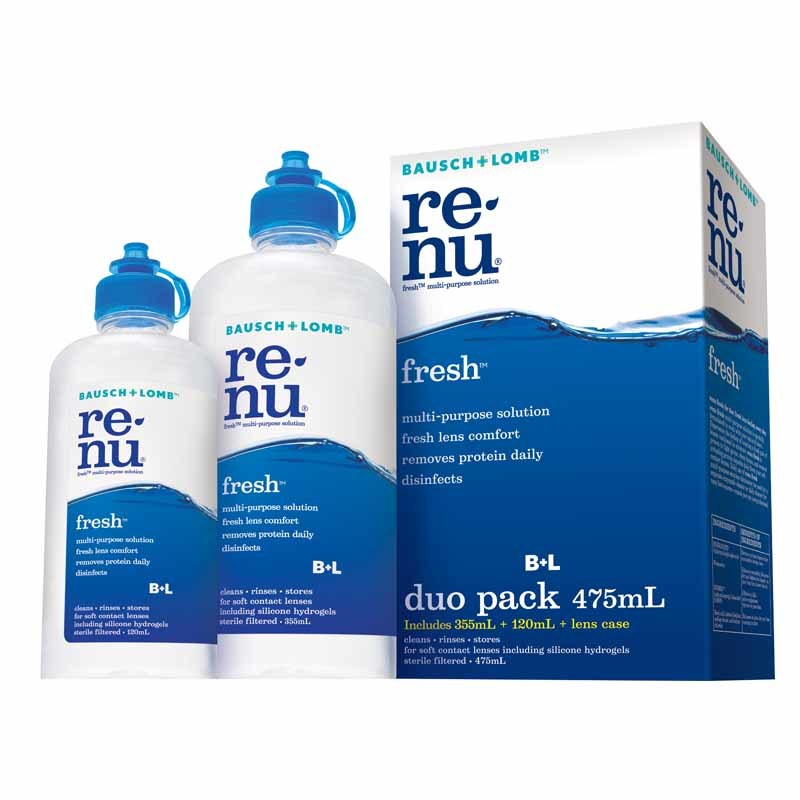RENU Fresh M/Purp. Duo 355ml +120ml