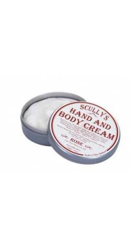 Scully's Rose Hand & Body Cream
