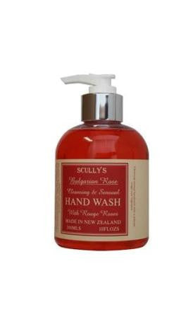 Scully's Rose Handwash 300ml