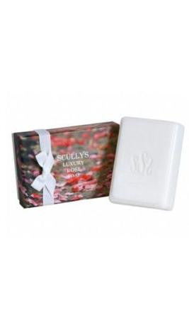 Scully's Rose Luxury Soap
