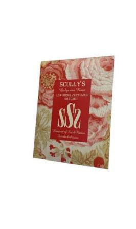 Scully's Rose Sachet Single