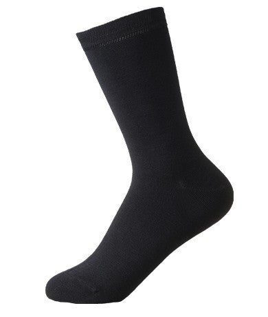 Boody Womens Sock Everyday Blk 3-9