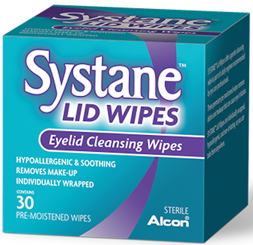 Systane Lid Wipes 30 Sachets