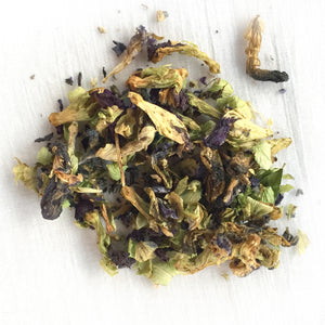 pacific calm - pure butterfly pea flower tisane