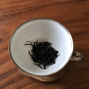 hand rolled oolong