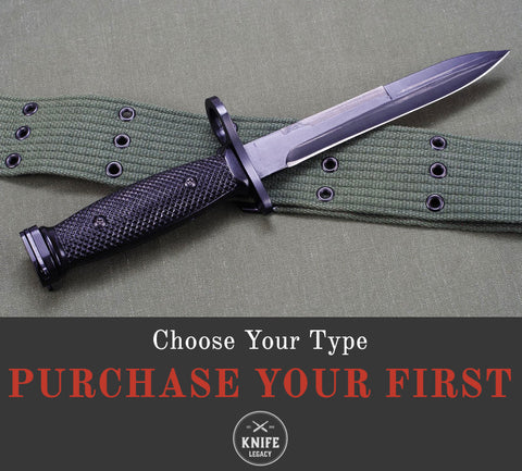 How to choose a knife