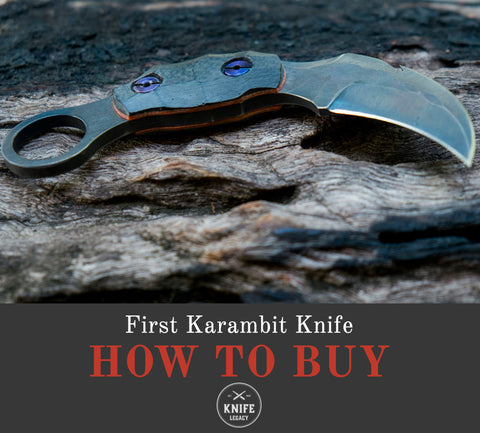 How to buy a karambit knife