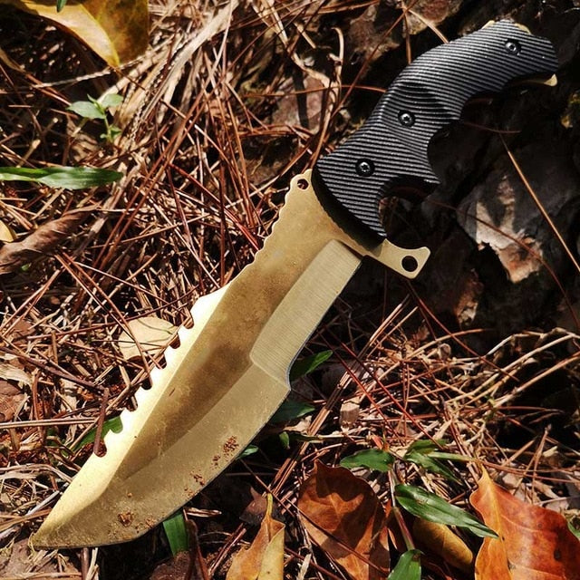 Rambo Bowie Knife