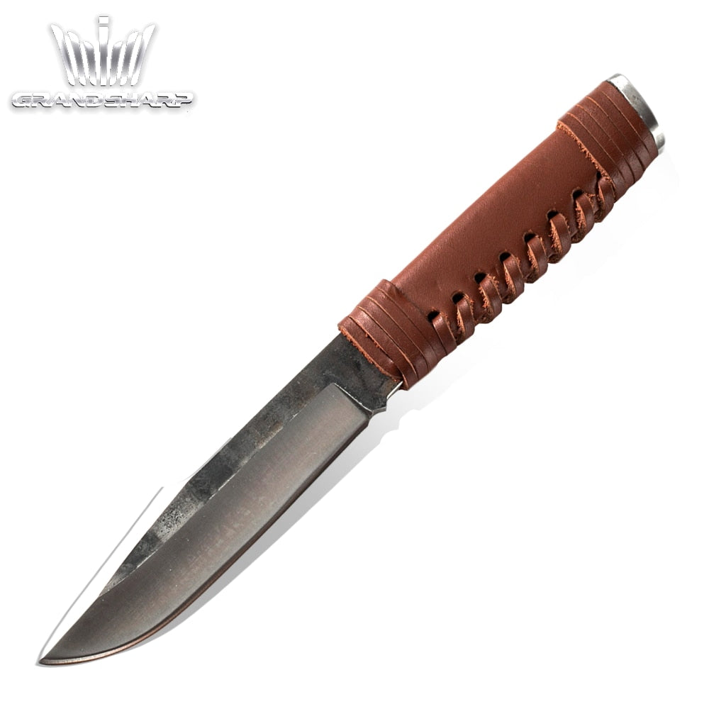 Fixed Blade Bowie Knife