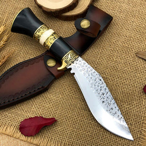 Nepal Style Bowie Knife