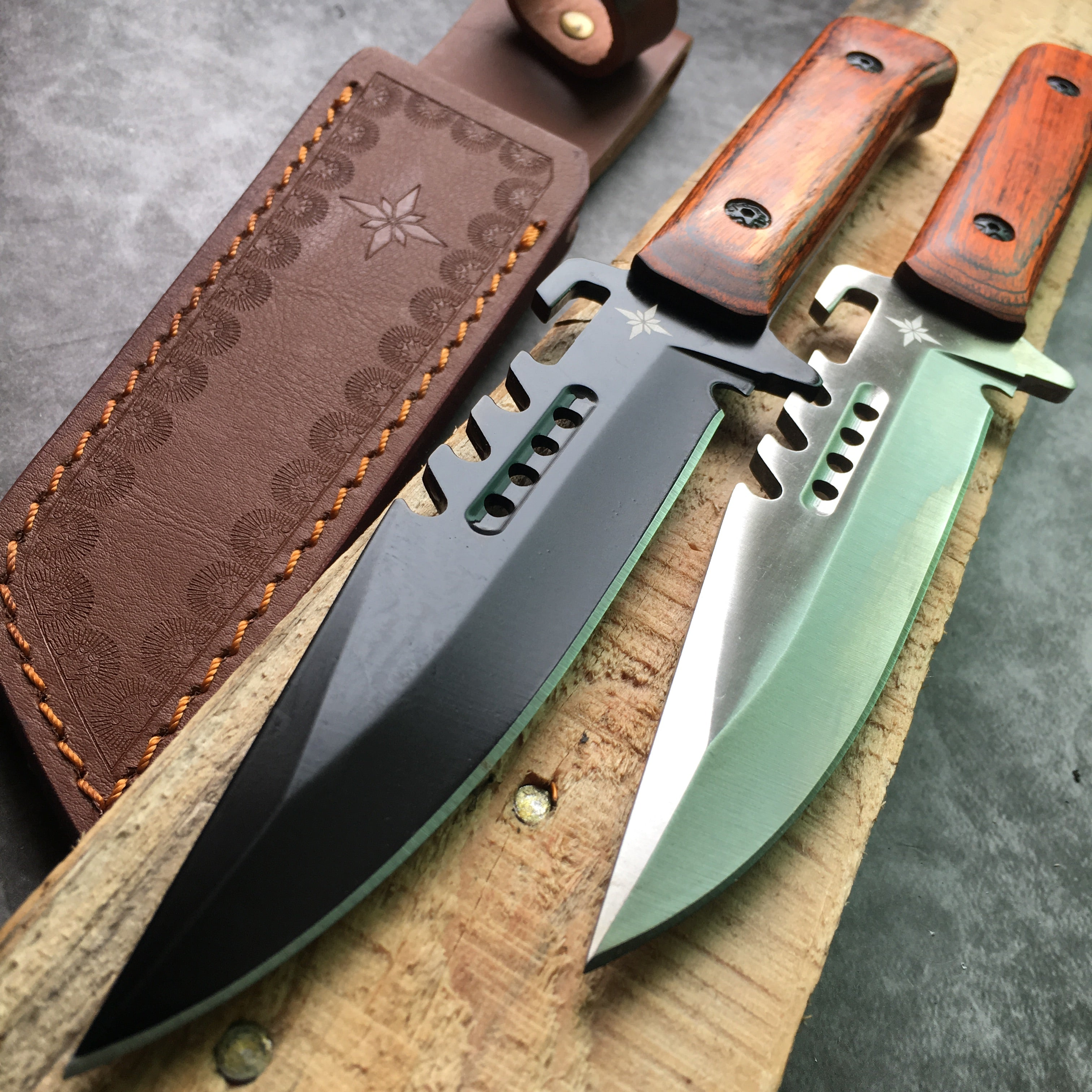Tactical Bowie Knife