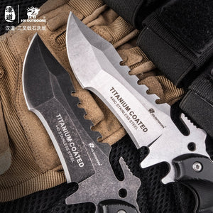 HX Outdoors Fixed Hunting Knife