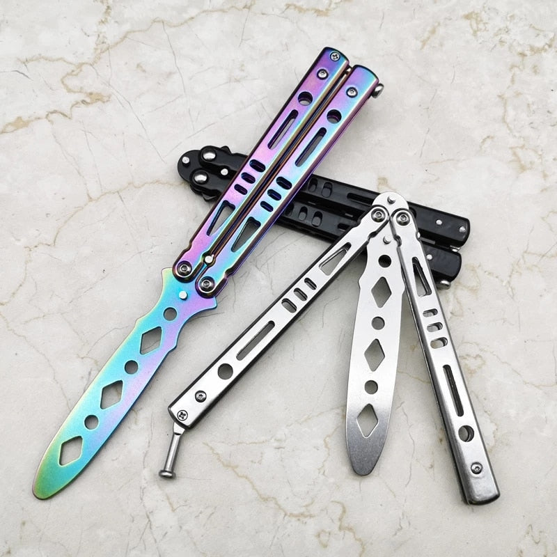 Practice Butterfly Training Knife
