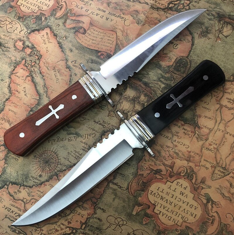 Self Defense Bowie Knife