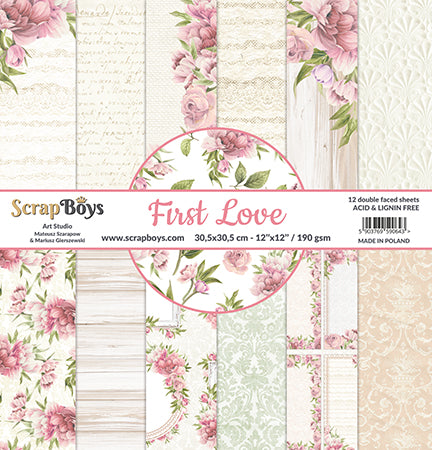 SB-FILO-08 FIRST LOVE