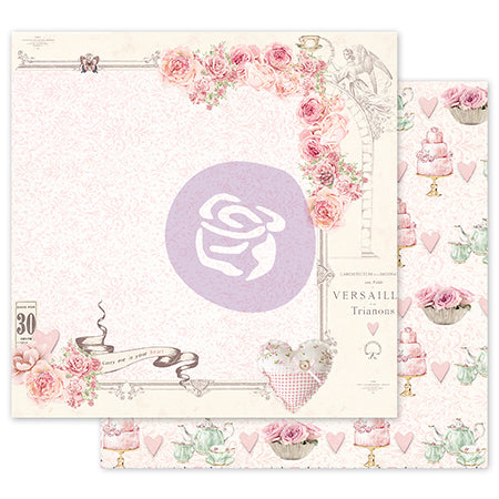 PR-996185 With Love Collection 12x12 Sheet -  Carry Me In Your Heart