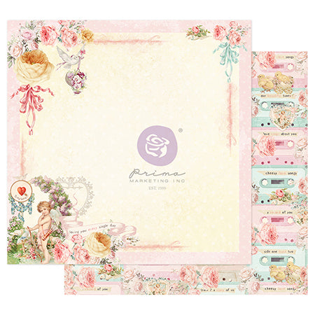 PR-996628 Magic Love Collection 12x12 Sheet - Loving You Everyday