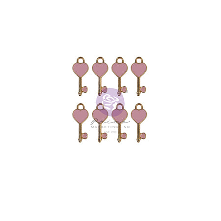 PR-996765 Magic Love Collection Heart Keys