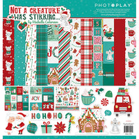 PY-NCS2290 Not A Creature Was Stirring Collection Pack 12x12