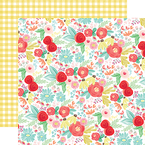 EP-CBSUM115002 Summer Day Floral