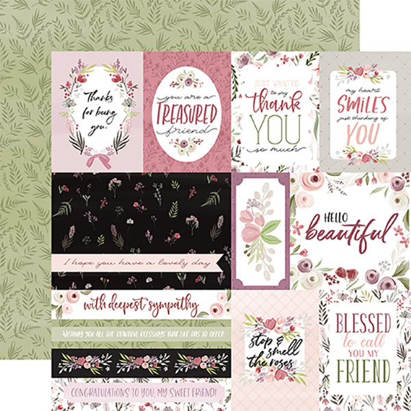 EP-CBF117002 Elegant Journaling Cards