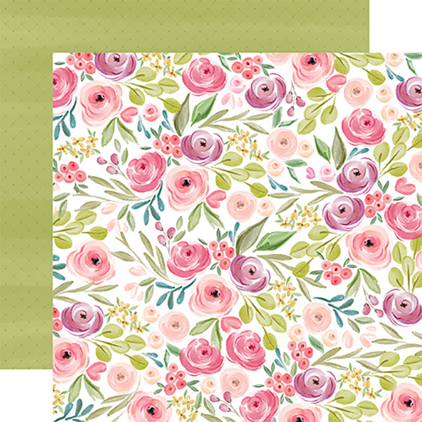 EP-CBF117007 Bright Large Floral