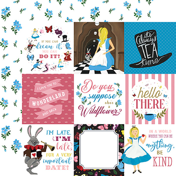 EP-WO214006 4X4 Journaling Cards